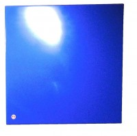 Infrarot Wandheizung Flachheizung Infrarotheizung Heizpaneel 100 W blau