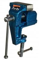 Schraubstock 70 mm Tischschraubstock, Werkbankschraubstock Gusstahl