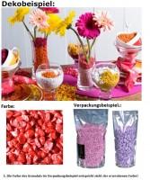 Deko Dekosteine Granulat Farbgranulat Steine Streudeko Farbe Rot 5-8mm
