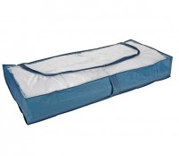 Unterbettkommode Aufbewahrung Wäschesack Unterbett Kommode Box m. Reißverschluß