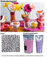 Deko Dekosteine Granulat Farbgranulat Steine Streudeko Farbe Oyster 2-3mm