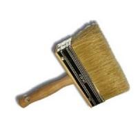 Malerbürste, Flächenstreicher Streichen,Lackieren,Bürste 90 x 30mm Malerpinsel