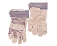 1 Paar Leder Universalgröße 10 Arbeitshandschuhe Handschuh Montagehandschuhe