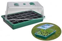Mini Gewächshaus Treibhaus Frühbeet Minitreibhaus für Ableger und Setzlinge
