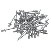 50 Stück Alu Blindnieten 10mm x 4mm Aluminium Blind Nieten 4mm