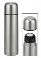 Isolierflasche Thermosflasche Thermoskanne Warmhalteflasche 0,75L Edelstahl