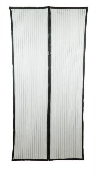 Tür Fliegengitter bis 100 x 210 cm Fliegennetz, kein Schrauben notwendig