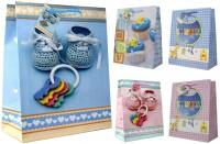 Geschenktüte GROSS,Motiv Baby,Tasche,Tüte 32 x 26 x 13 cm