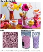 Deko Dekosteine Granulat Farbgranulat Steine Streudeko Farbe Violett 2-3mm
