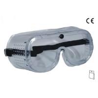 Schutzbrille, Vollsichtbrille Kunststoff, Arbeitsschutzbrille, nach EN166