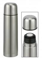 Isolierflasche Thermosflasche Thermoskanne Warmhalteflasche 0,5L Edelstahl