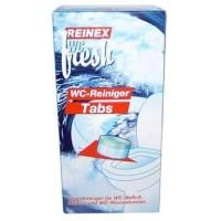 16 Stück WC-Reiniger-Tabs gegen Kalk und Urinstein bringt frischen Duft ins WC