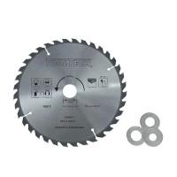 350 x 30mm HM Kreissägeblatt Sägeblatt 36Z 3 Reduzierringe Holz Kunststoff