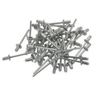 50 Stück Alu Blindnieten 4,8mm x 8mm Aluminium Blind Nieten 4,8 mm Poppnieten