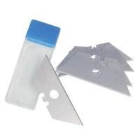 5 Stück Trapezklingen für Teppichmesser Klingen f. Cuttermesser Set 5-tlg in Box