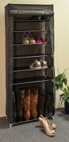 Schuhregal Schuhschrank Regal verschließbar Schuhaufbewahrung 7 Etagen