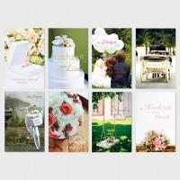Glückwunschkarte Grußkarte Karte Hochzeit Glückwünsche 11,5x17,5 cm