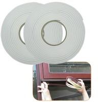 0,27 Eur/m 11 Meter Dichtungsband für Fenster / Tür 9 mm Weiß