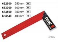 1 Stück Schreinerwinkel Anschlagwinkel 40cm Schreiner Winkel 90° 400mm