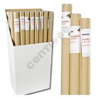 3 Meter,1 Rolle Packpapier, Schrenzpapier Natur Pack Papier 3m x 0,70m