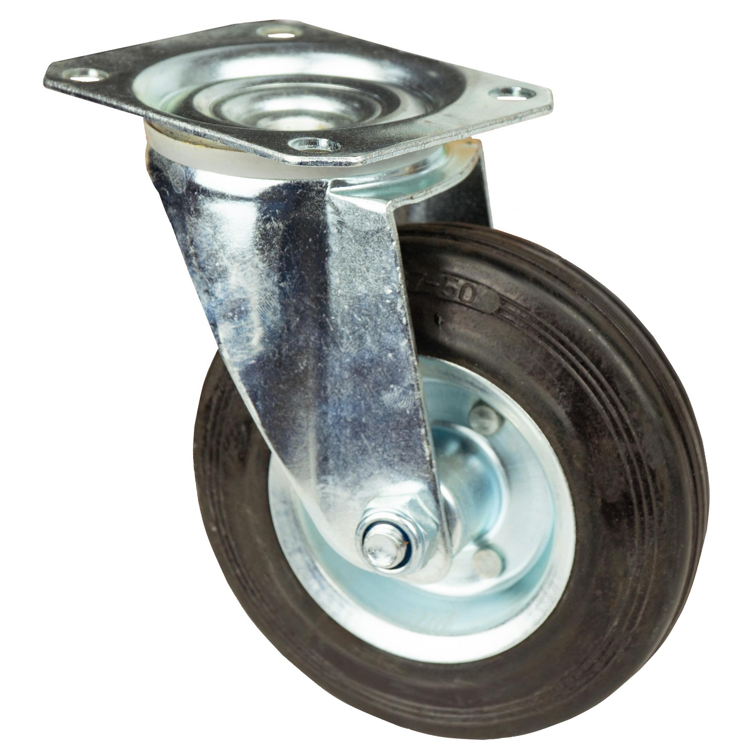 Möbelrolle 30mm 1Stück transparent Rolle Laufrolle Transportrolle Bockrolle