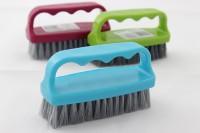 Nagelbürste Handwaschbürste mit festen Borsten Bürste Handbürste Kunststoff