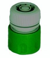 """Schlauchstück 1/2"""" mit Wasserstop Schlauchkupplung Schlauchverbinder Schlauchadapter"""