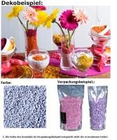 Deko Dekosteine Granulat Farbgranulat Steine Streudeko Farbe denim 2-3mm