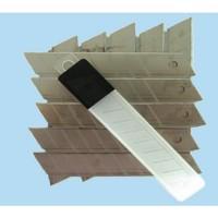 5 Stück Abbrechklingen Set 5-tlg. 18 mm, Abbrech Klingen für Teppichmesser