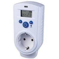 Steckdosen Thermoschalter Thermostatstecker für Steckdose Thermostat ST-35
