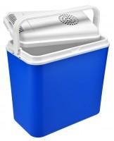 elektrisch Kühlbox Kühlbox Autokühlbox 24 Liter Minikühlschrank 12V Anschluß