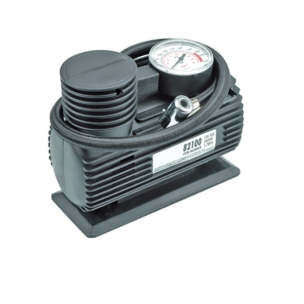 Mini-Luftkompressor, 12V KFZ PKW Druckluft Kompressor 18 Bar, 250 PSI Luftpumpe