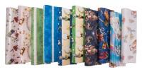 Geschenkpapier Weihnachten verschiedene Motive 2 x 0,7 m
