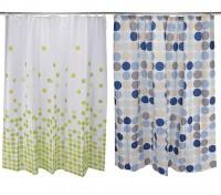 Duschvorhang Badewannenvorhang Vorhang Spritzschutz Wasserschutz Vorhang