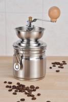 Manuelle Edelstahl Kaffeemühle Handmühle Kaffee Mühle
