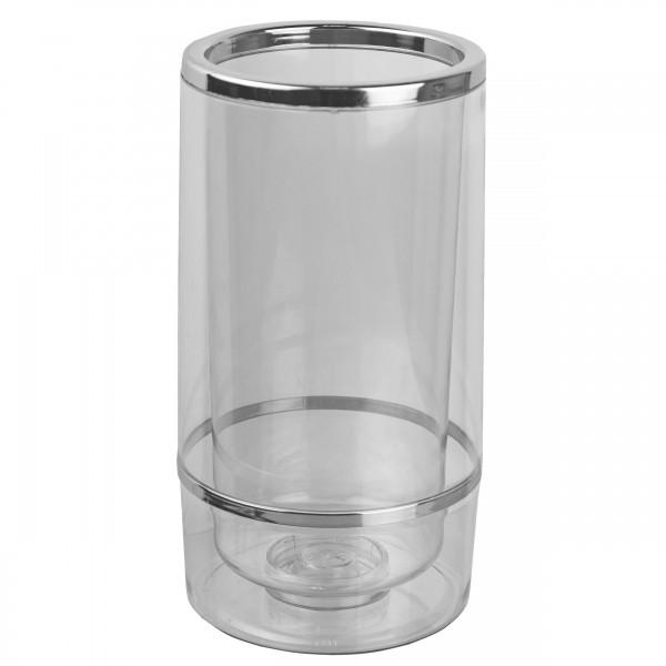 HRB Flaschenkühler doppelwandige Kühlmanschette,Cool twister outdoor Weinkühler