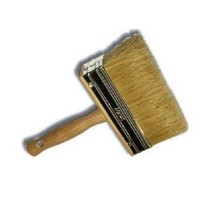 Malerbürste, Flächenstreicher, Streichen,Lackieren,Bürste, 140 x 40 mm