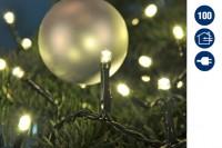 LED Lichterkette für Außen, Weihnachten, Beleuchtung 100 LED's